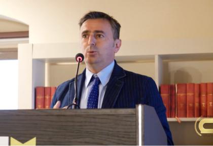 1° Incontro – Stress e Antistress – Giacomo Leone Presidente Fidal Puglia