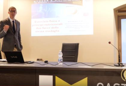 1° Incontro – Stress e Antistress – Andrea Damuri Università di Ferrara