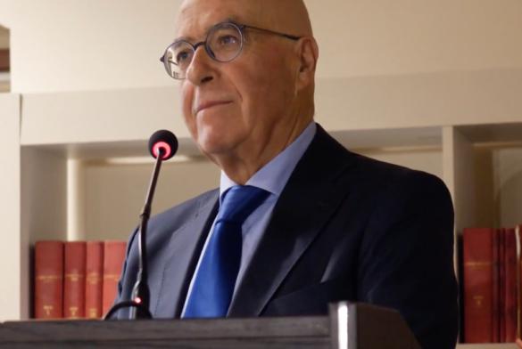 1° Incontro – Stress e Antistress – Giovanni Semeraro presidente OT Excellence