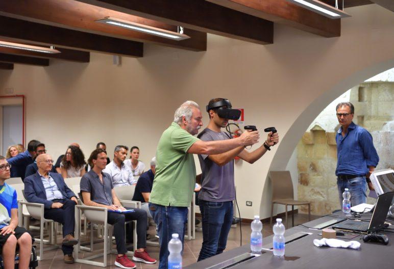 realtà virtuale e sport